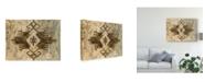 "Trademark Global Silvia Vassileva Southwest Design I Canvas Art - 20"" x 25"""