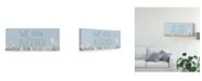 "Trademark Global Jenaya Jackson Spring Sentiments II Canvas Art - 20"" x 25"""