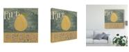 "Trademark Global June Erica Vess Farm Stand V Canvas Art - 15"" x 20"""