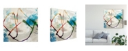 "Trademark Global Sisa Jasper Playful Intent I Canvas Art - 27"" x 33"""
