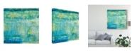 "Trademark Global Tim Otoole Water Reflection I Canvas Art - 27"" x 33"""