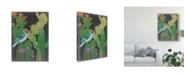 "Trademark Global Chariklia Zarris Desert Twilight II Canvas Art - 20"" x 25"""