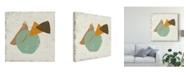 "Trademark Global June Erica Vess Mobile VIII Canvas Art - 27"" x 33"""