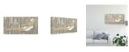"""Trademark Global June Erica Vess Vintage Diver III Canvas Art - 20"""" x 25"""""""