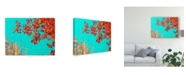 "Trademark Global Judy Stalus Autumn Tapestry I Canvas Art - 37"" x 49"""