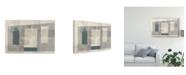 "Trademark Global Rob Delamater Piazza Canvas Art - 20"" x 25"""