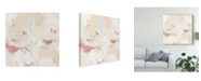 "Trademark Global June Erica Vess Hanami I Canvas Art - 15"" x 20"""