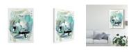 "Trademark Global Christina Long Sweet Spring I Canvas Art - 15"" x 20"""