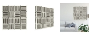 "Trademark Global Chris Paschke Graphics I Canvas Art - 27"" x 33"""