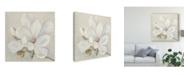 "Trademark Global Julia Purinton Serene Magnolia Canvas Art - 20"" x 25"""