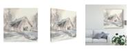 "Trademark Global Chris Paschke Barn II Canvas Art - 27"" x 33"""