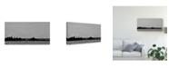 "Trademark Global Pixie Pics Rocky Island in Water Canvas Art - 20"" x 25"""