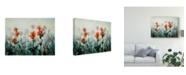 """Trademark Global Dag, Inc Ode to Monet 3 Canvas Art - 37"""" x 49"""""""
