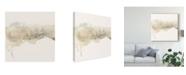 "Trademark Global June Erica Vess Vapor 1 Canvas Art - 15"" x 20"""