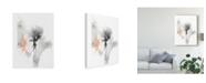 "Trademark Global June Erica Vess Swipe I Canvas Art - 37"" x 49"""
