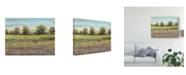 "Trademark Global Tim Otoole Abundant Spring I Canvas Art - 15"" x 20"""