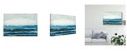 "Trademark Global Renee W. Stramel Lake Country I Canvas Art - 37"" x 49"""