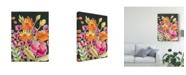 "Trademark Global Regina Moore Splendid Gathering II Canvas Art - 20"" x 25"""