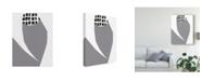 "Trademark Global Renee W. Stramel Echos of Memphis IV Canvas Art - 37"" x 49"""
