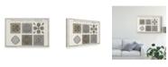"Trademark Global Vision Studio Survey of Architectural Design I Canvas Art - 20"" x 25"""