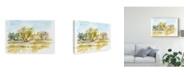"Trademark Global Ethan Harper Vibrant Watercolor I Canvas Art - 20"" x 25"""