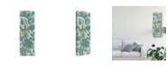 "Trademark Global Melissa Wang Serenity Chintz I Canvas Art - 15"" x 20"""