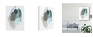 "Trademark Global June Erica Vess Coda II Canvas Art - 15"" x 20"""