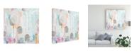 """Trademark Global June Erica Vess Interior Orbit II Canvas Art - 20"""" x 25"""""""