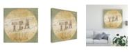 "Trademark Global June Erica Vess Beverage O'Clock II Canvas Art - 15"" x 20"""