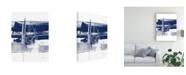 "Trademark Global Ethan Harper Alternating Current III Canvas Art - 15"" x 20"""