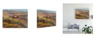 "Trademark Global Sandra Iafrate Nostalgic Tuscany I Canvas Art - 20"" x 25"""