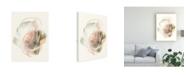 "Trademark Global June Erica Vess Hyacinth Gesture I Canvas Art - 20"" x 25"""