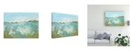 "Trademark Global Christina Long West Wind I Canvas Art - 37"" x 49"""