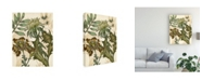 """Trademark Global Melissa Wang Enchanted III Canvas Art - 15"""" x 20"""""""