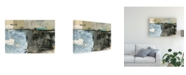 "Trademark Global Elena Ray Modern Collage IV Canvas Art - 15"" x 20"""