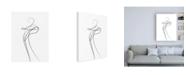 """Trademark Global Design Fabrikken Shape of You 1 Fabrikken Canvas Art - 19.5"""" x 26"""""""