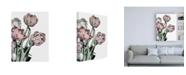 "Trademark Global Design Fabrikken Tulips Bright Fabrikken Canvas Art - 36.5"" x 48"""