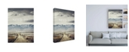 "Trademark Global Design Fabrikken Get Lost Fabrikken Canvas Art - 36.5"" x 48"""