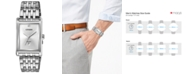 Citizen Men's Quartz Stainless Steel Bracelet Watch 26x32mm
