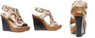Michael Kors Josephine Wedge Sandals