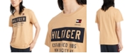 Tommy Hilfiger Men's Commuter Logo Graphic T-Shirt