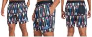 "Tommy Hilfiger Men's Jordan Paddle Print 6.5"" Swim Trunks, Created for Macy's"