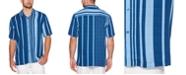 Cubavera Men's Bold Stripe Shirt