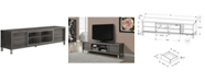 "Monarch Specialties 70"" L TV Stand"