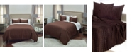 Rizzy Home Riztex USA Satinology Twin 2 Piece Quilt Set