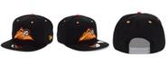 New Era Colorado Rockies Orange Pop 9FIFTY Cap