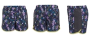Calvin Klein Big Girls Floral-Print Shorts