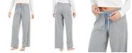 Hue Women's Heart-Print Pajama Pants