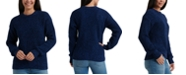 Lucky Brand Marled Pullover Sweater