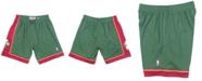 Mitchell & Ness Men's Seattle SuperSonics Swingman Shorts